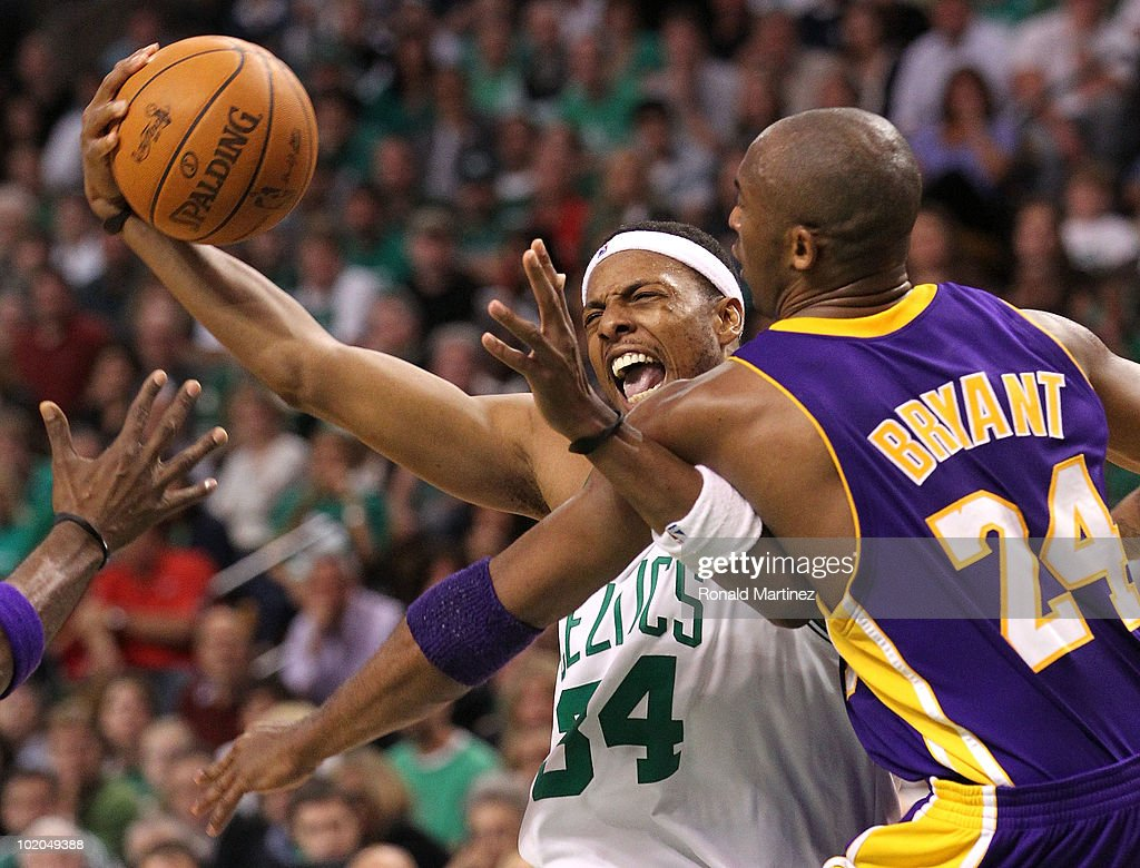 NBA Finals Game 5: Los Angeles Lakers v Boston Celtics Photos and ...