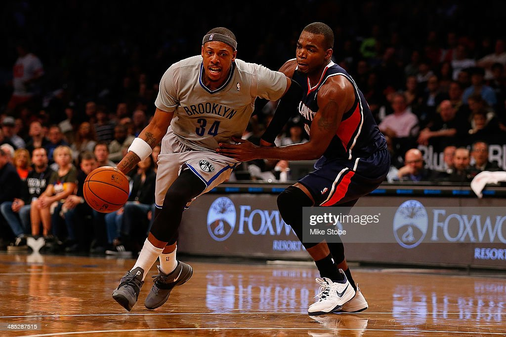 Atlanta Hawks v Brooklyn Nets