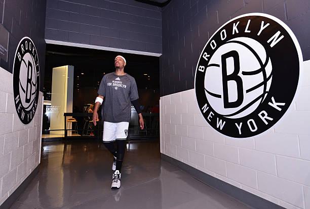 Paul Pierce of the Brooklyn Nets