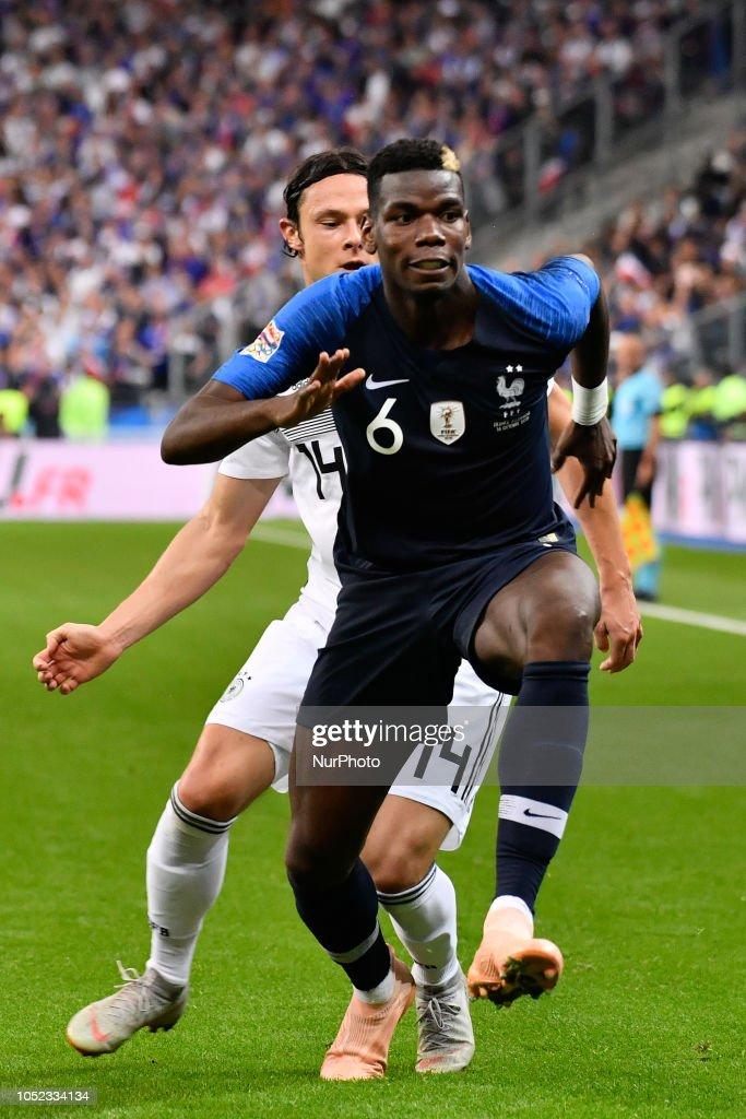 France v Germany - UEFA Nations League A : Nachrichtenfoto