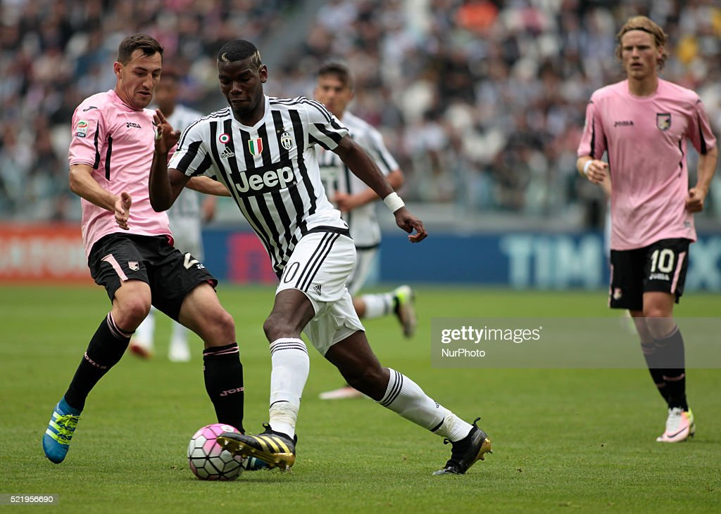 Juventus FC v US Citta di Palermo - Serie A : News Photo