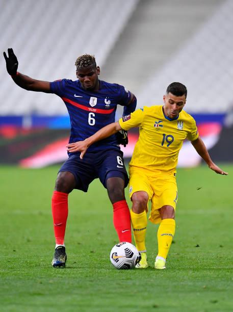 FRA: France v Ukraine - FIFA World Cup 2022 Qatar Qualifier