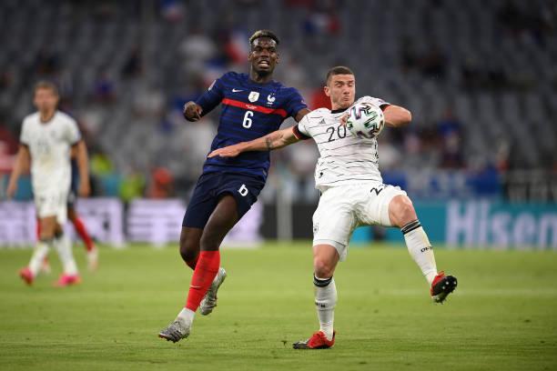 DEU: France v Germany - UEFA Euro 2020: Group F
