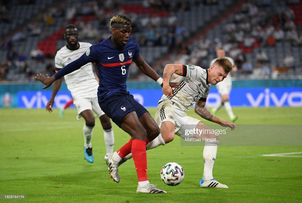 France v Germany - UEFA Euro 2020: Group F : News Photo
