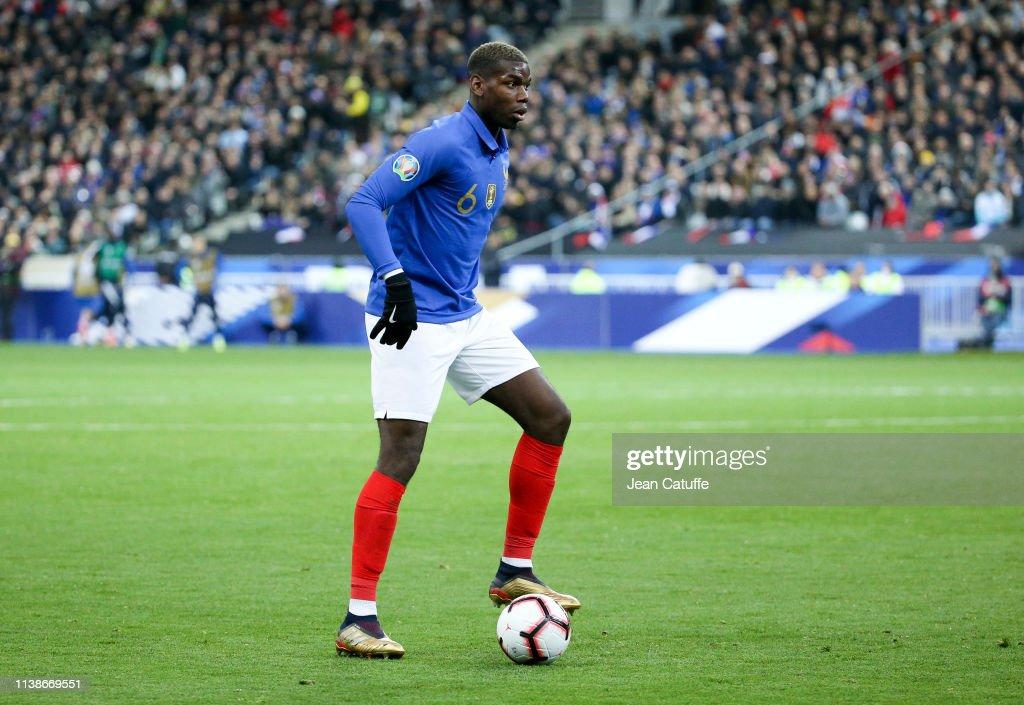 France v Iceland - UEFA EURO 2020 Qualifier : News Photo