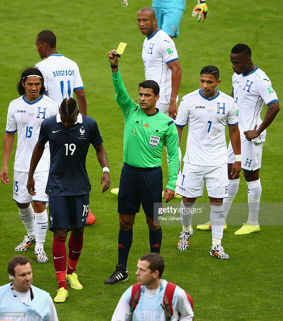 FIFA WORLD CUP BRASIL 2014 PAUL POGBA LIMITED EDITION