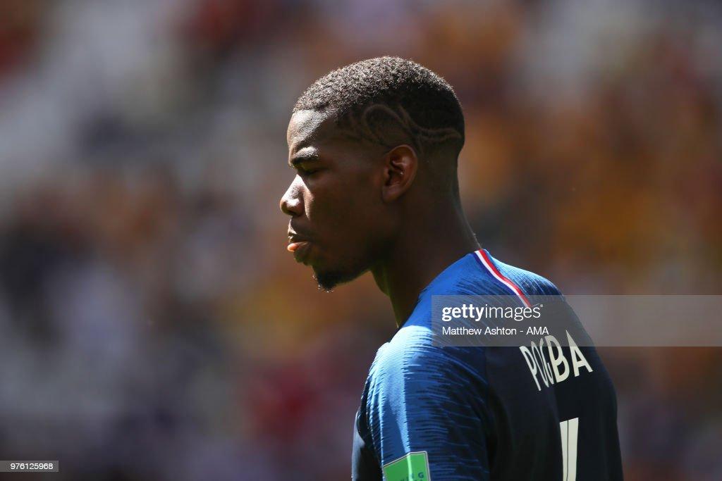France v Australia: Group C - 2018 FIFA World Cup Russia : News Photo