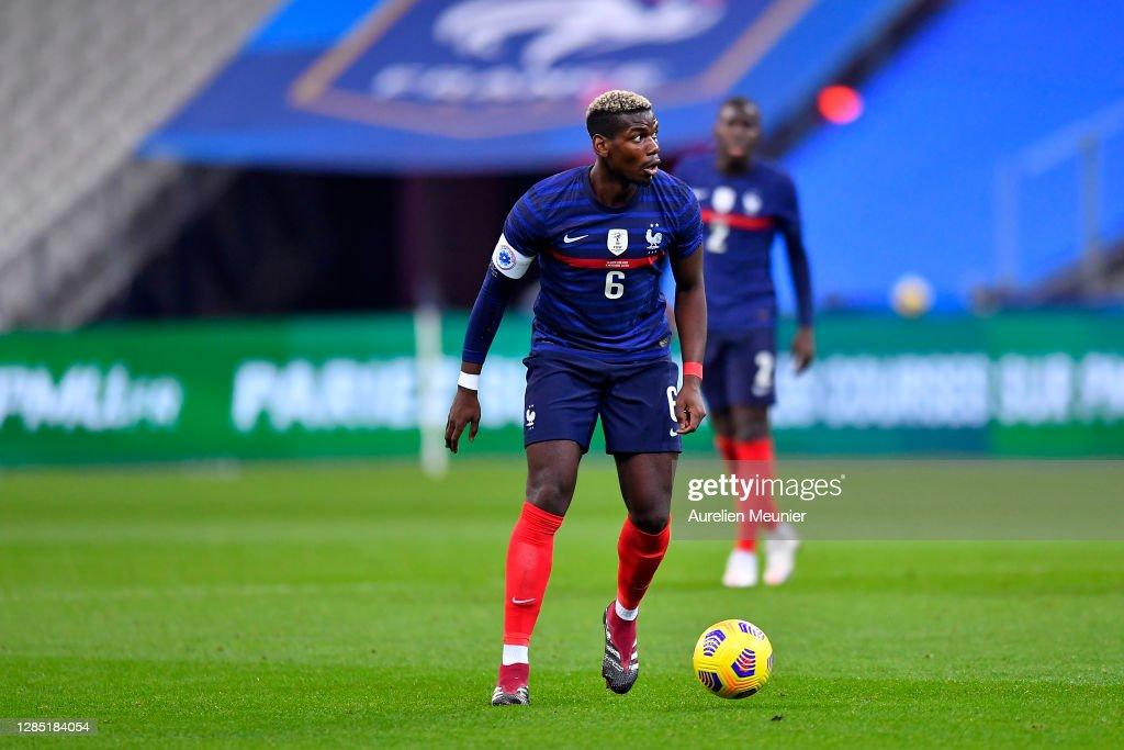 France v Finland -  International friendly match : News Photo