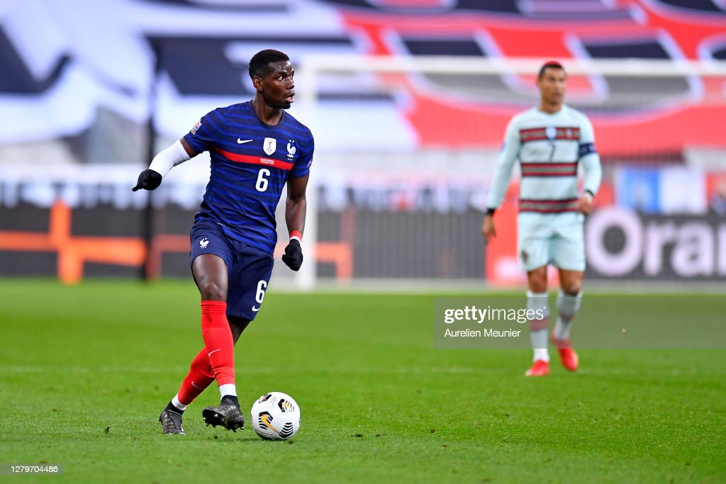France v Portugal - UEFA Nations League : News Photo