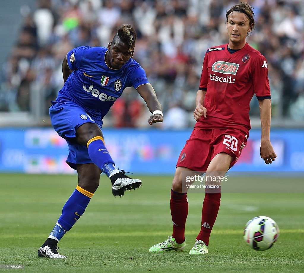 Juventus FC v Cagliari Calcio - Serie A : News Photo
