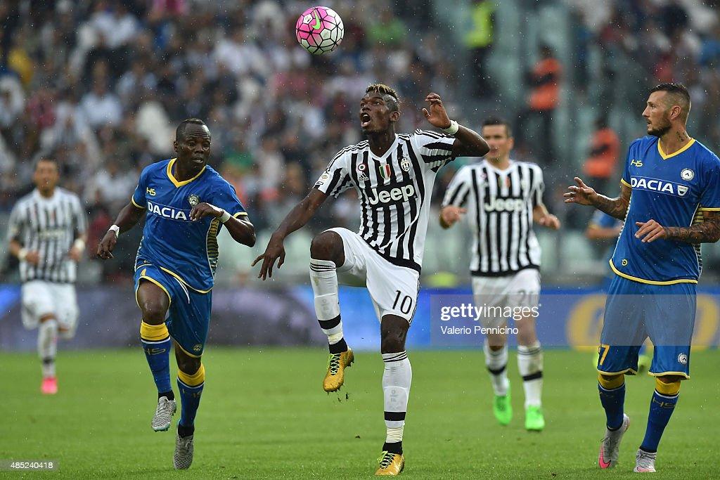 Juventus FC v Udinese Calcio - Serie A : News Photo