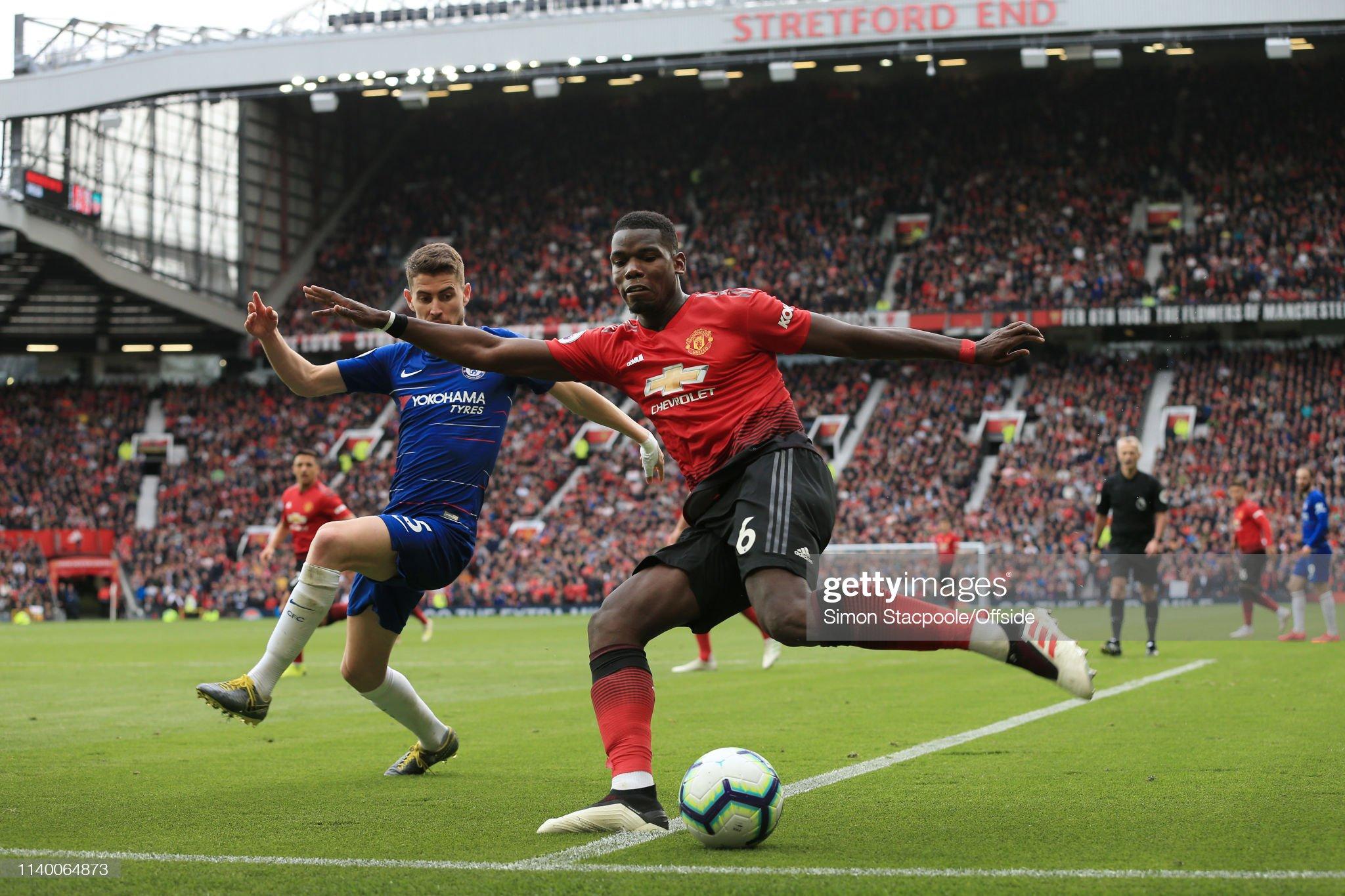 Manchester United v Chelsea - Premier League : Fotografia de notícias