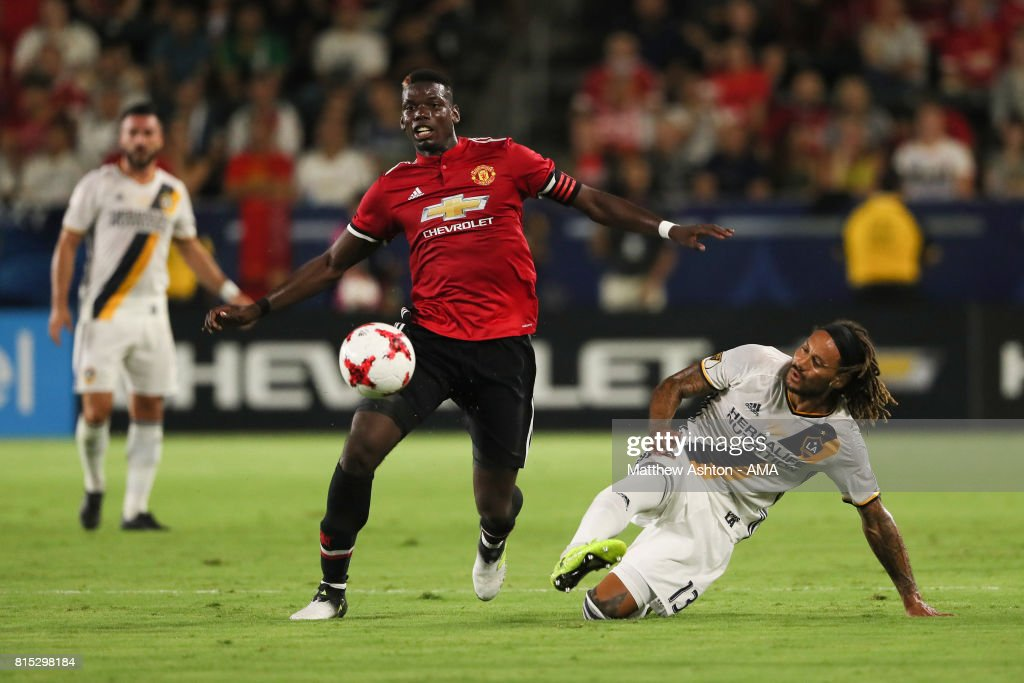 Manchester United v Los Angeles Galaxy : News Photo
