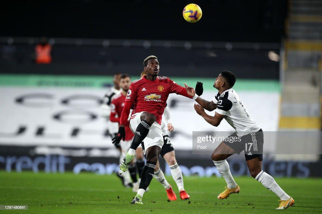 Fulham v Manchester United - Premier League : News Photo