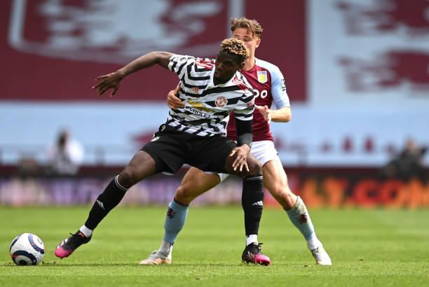 GBR: Aston Villa v Manchester United - Premier League