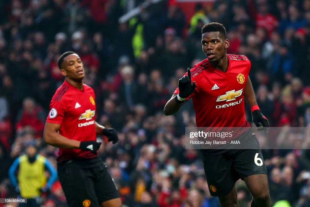 Manchester United v Brighton & Hove Albion - Premier League : News Photo