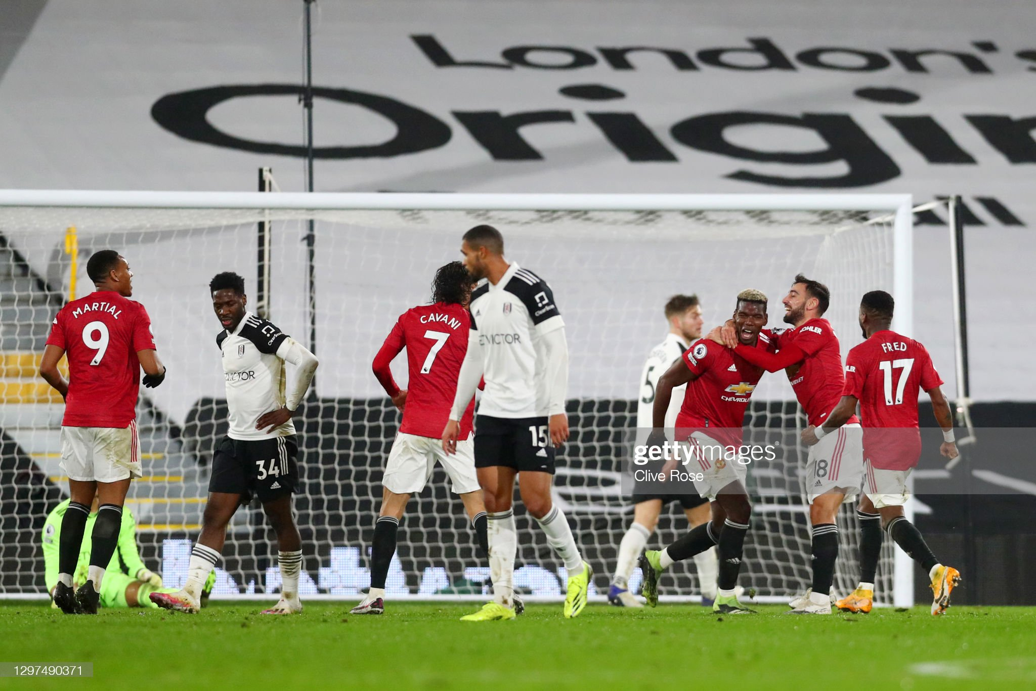 Pogba's stunning goal consigns Fulham to another loss