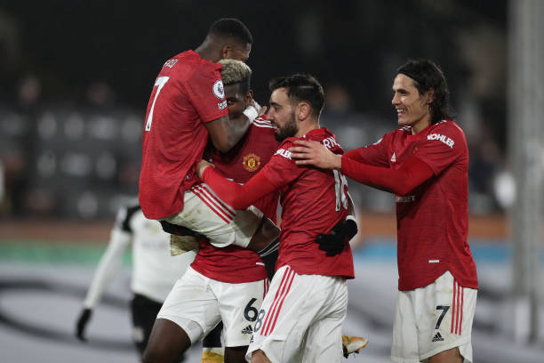 GBR: Fulham v Manchester United - Premier League