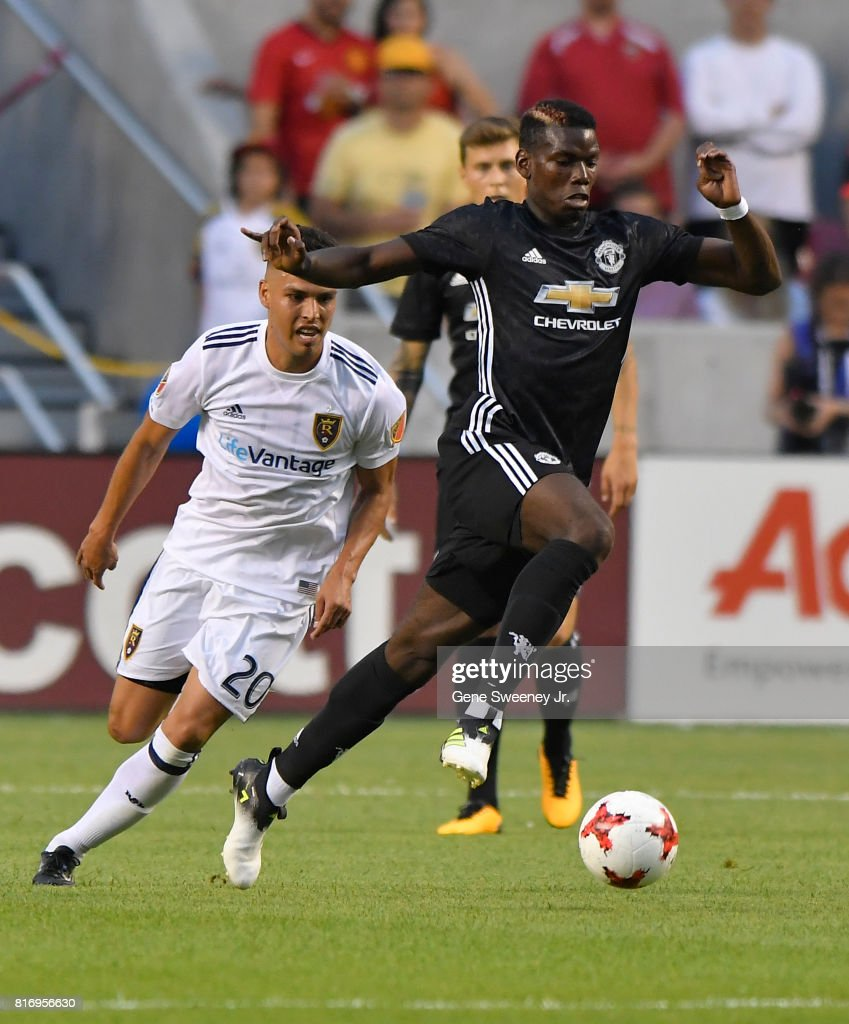 Manchester United v Real Salt Lake