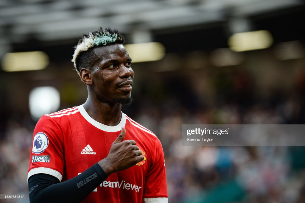 Manchester United v Newcastle United - Premier League : Fotografía de noticias