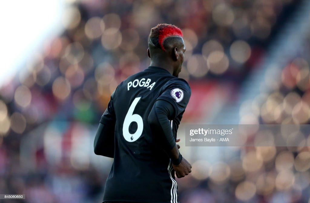 Stoke City v Manchester United - Premier League : ニュース写真