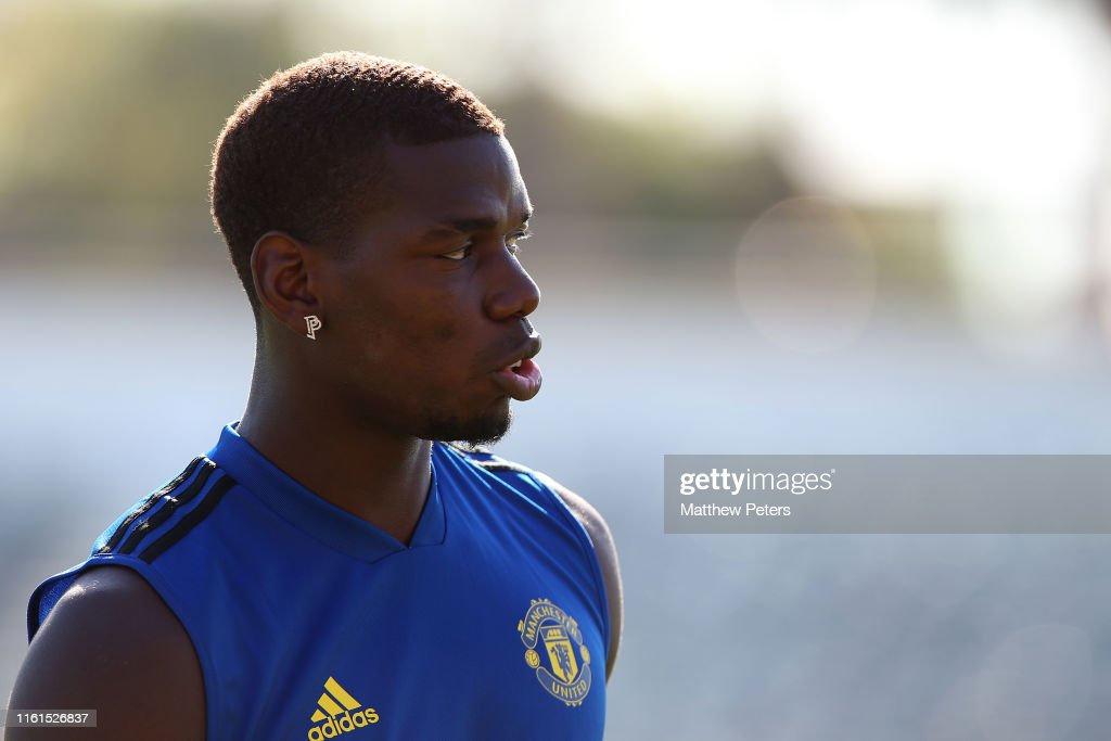 Manchester United Pre-Season Tour - Day 5 : News Photo