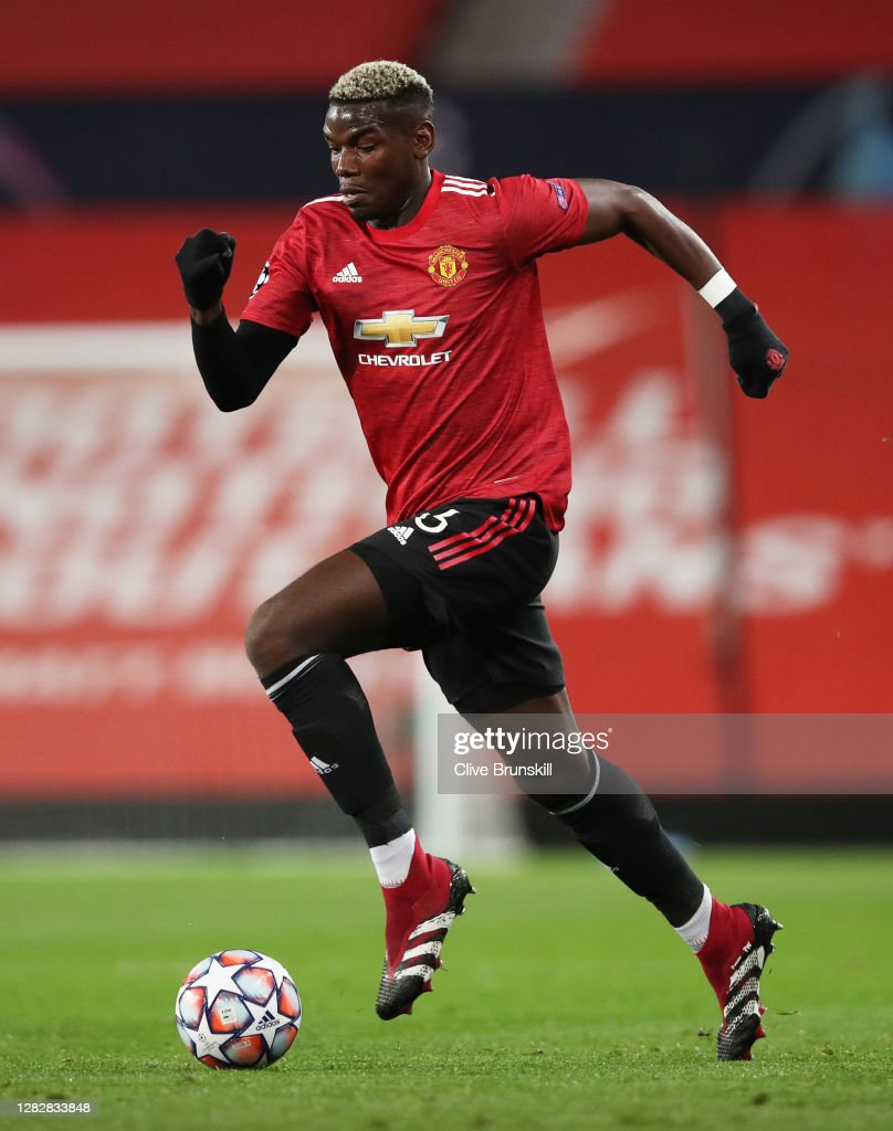 Manchester United v RB Leipzig: Group H - UEFA Champions League : News Photo