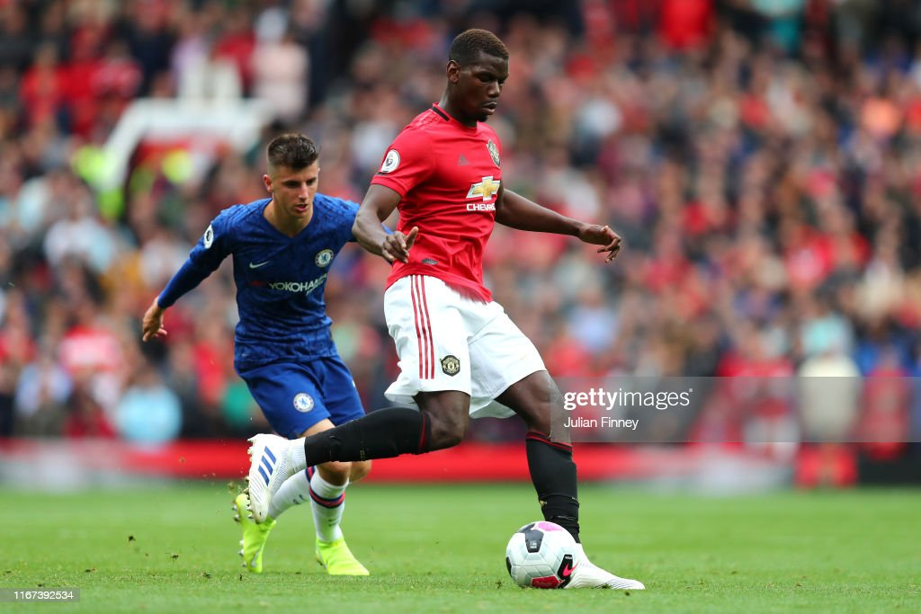 Manchester United v Chelsea FC - Premier League : News Photo