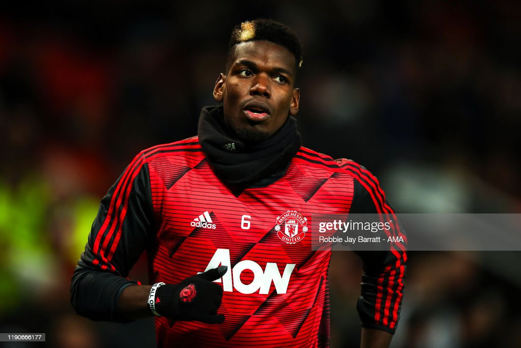 Manchester United v Newcastle United - Premier League : Foto jornalística