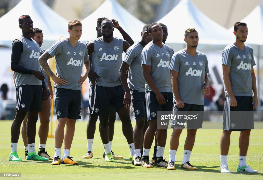 Manchester United Pre-Season Tour to the USA