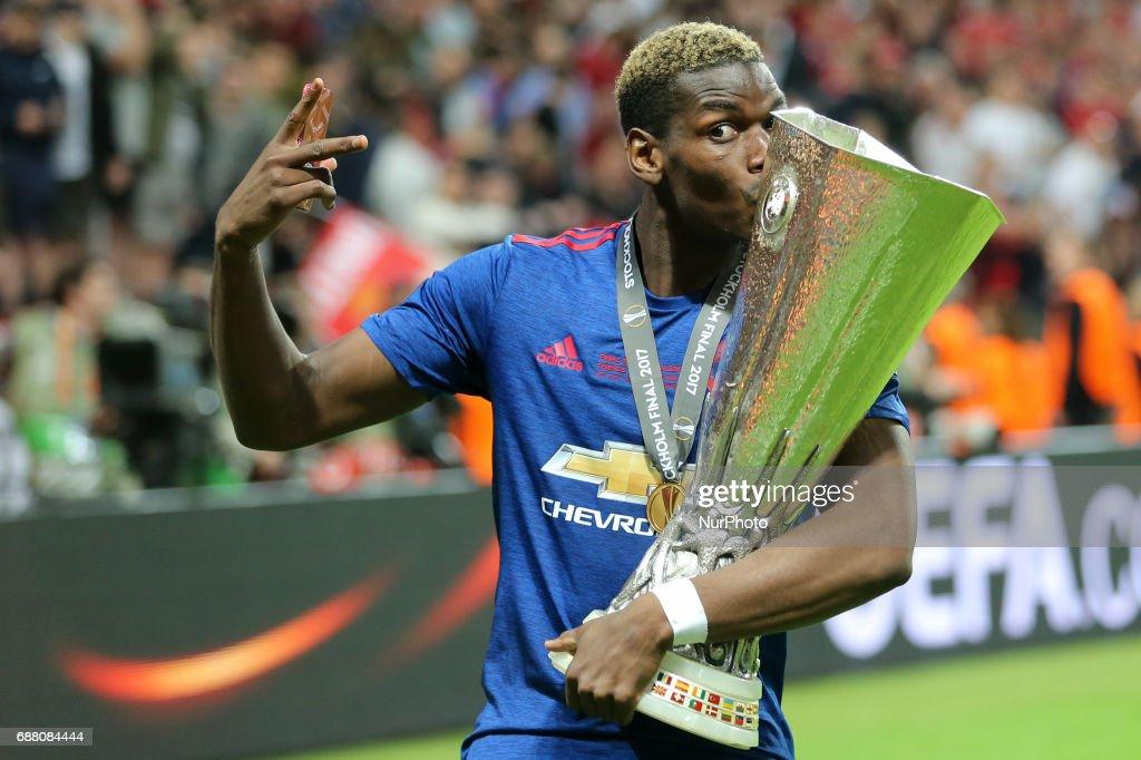 Ajax v Manchester United - UEFA Europa League Final : ニュース写真