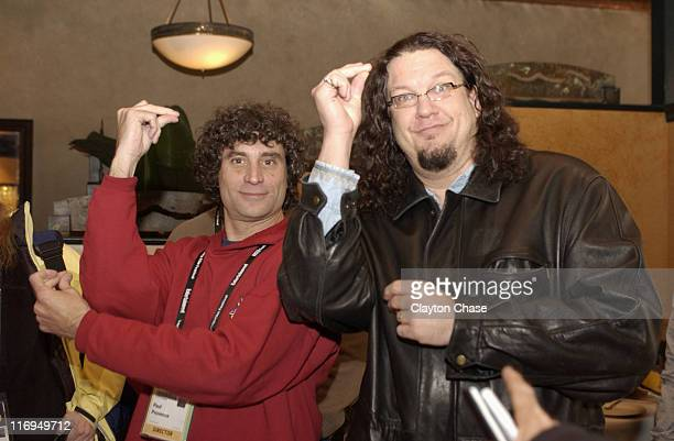 Paul Provenza director of The Aristocrats and Penn Jillette