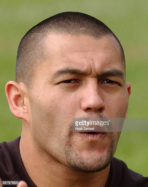 Paul Rauhihi New Zealand Rugby League