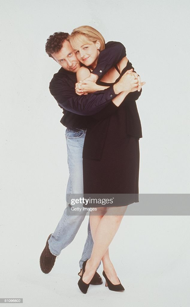 Paul Reiser And Helen Hunt As Paul And Jamie Buchman In Mad About You NBC Photo By: Mi : Nachrichtenfoto