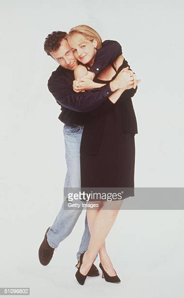 Paul Reiser And Helen Hunt As Paul And Jamie Buchman In Mad About You Nbc