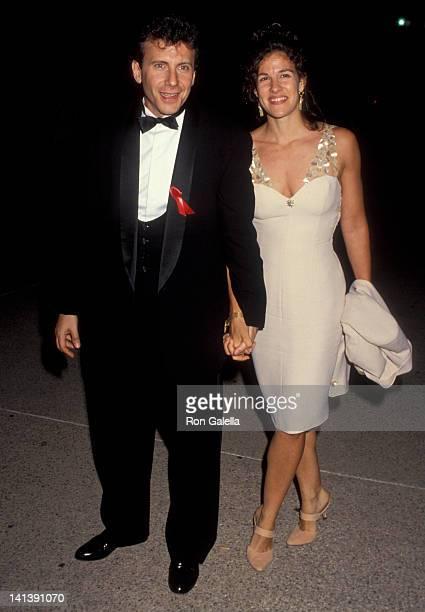 Paul Reiser and Paul Ravets at the 44th Annual Primetime Emmy Awards Pasadena Civic Auditorium Pasadena