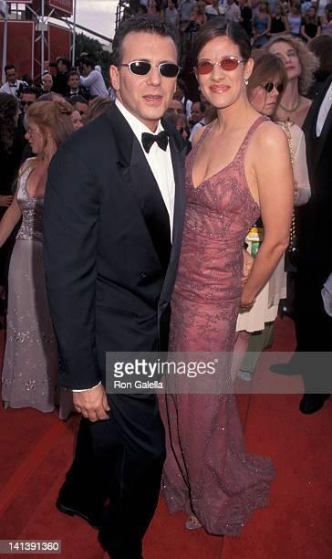 Paul Reiser and Paula Ravets at the 49th Annual Primetime Emmy Awards Pasadena Civic Auditorium Pasadena