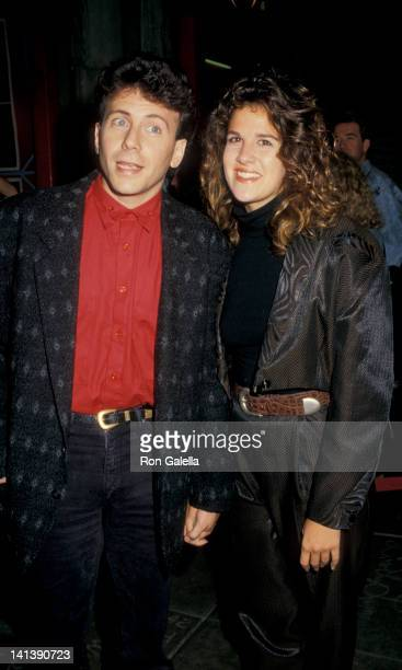 Paul Reiser and Paula Ravets at the Premiere of 'Slamdance' Mann Chinese Theater Hollywood