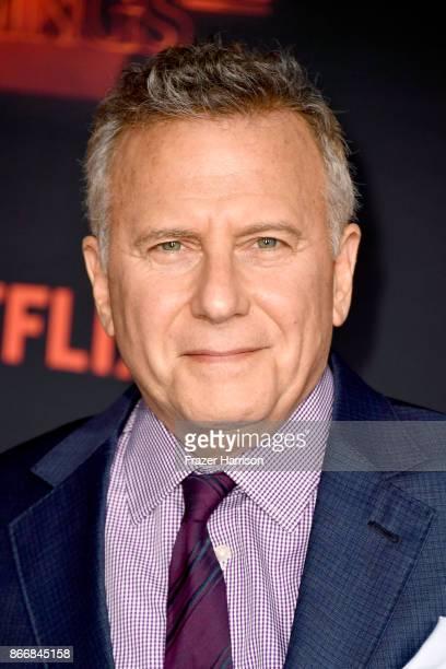 Paul Reiser attends the premiere of Netflix's Stranger Things Season 2 at Regency Bruin Theatre on October 26 2017 in Los Angeles California