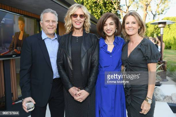 Paul Reiser Christine Lahti Equality Now Global Executive Director Yasmeen Hassan and Heather Pulier attend Hope Lives in Every Name a celebration...