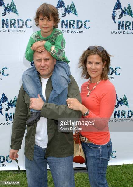 Paul Reiser during NRDC Day Of Discovery Fair Arrivals at Wadsworth Theater Grounds in Westwood California United States