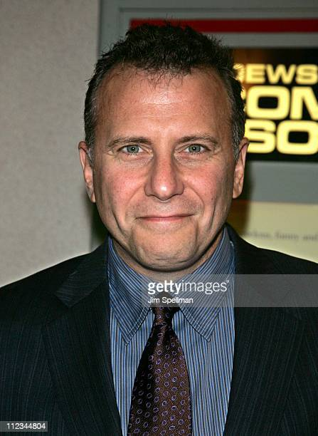 Paul Reiser during The Thing About My Folks New York City Premiere at The Loews Orpheum Theater in New York City New York United States