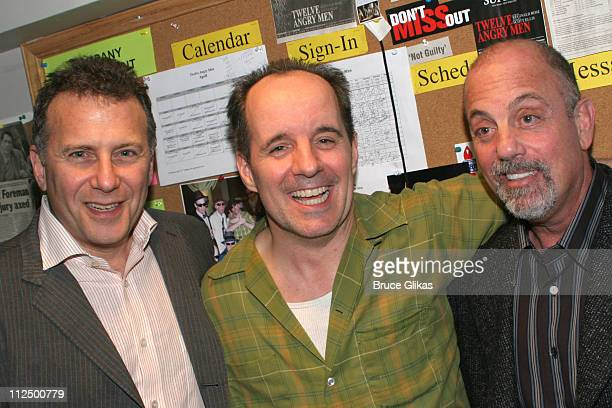 Paul Reiser John Pankow of Mad About You and Billy Joel
