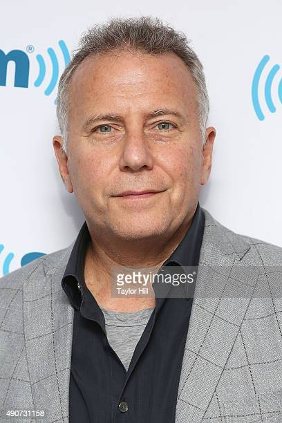 Paul Reiser visits the SiriusXM Studios on September 30 2015 in New York City