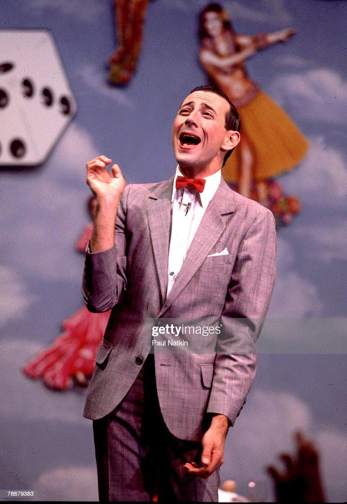 Paul Reubens as Pee-wee Herman