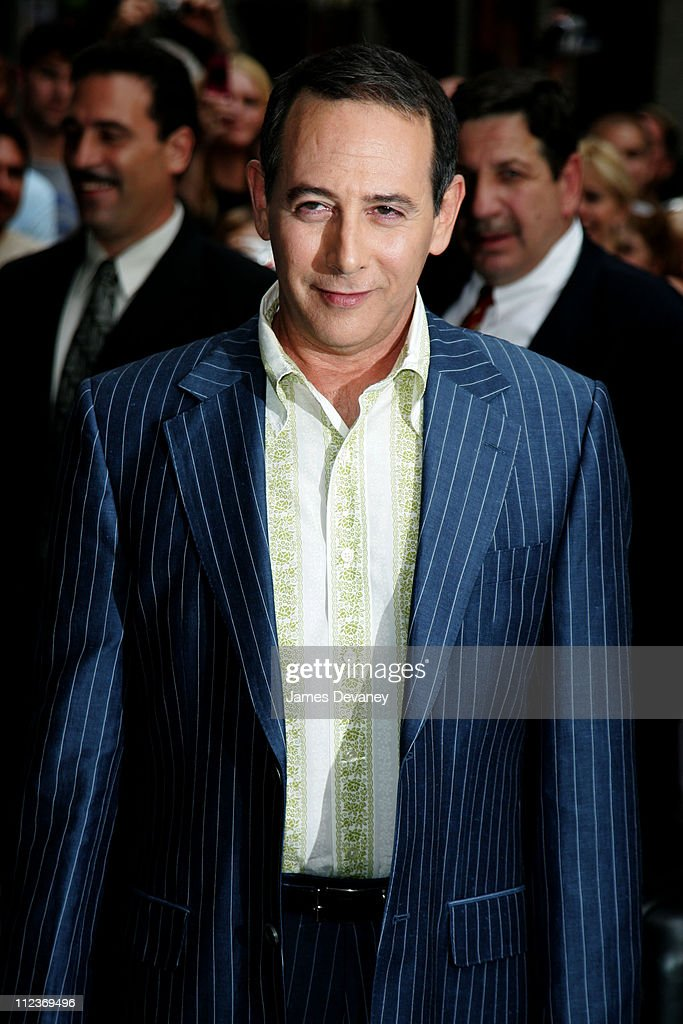 US Actor Paul Reubens Turns 65