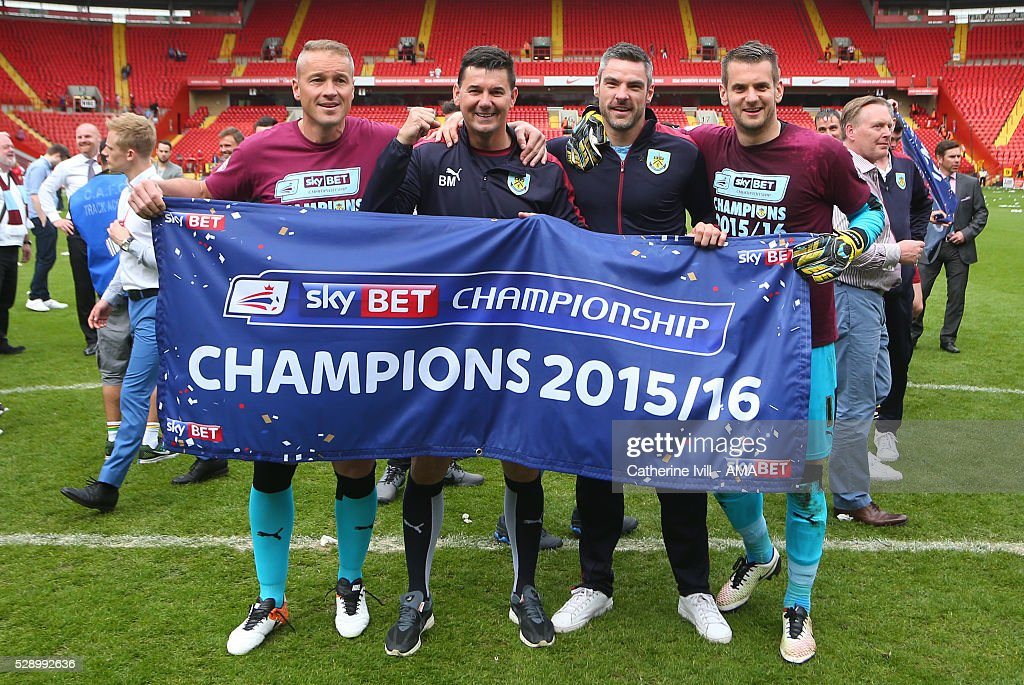 Charlton Athletic v Burnley - Sky Bet Championship : News Photo