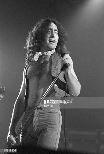 Paul Rodgers of Bad Company during Bad Company Performs at Atlanta Municipal Auditorium May 11 1975 at Atlanta Municipal Auditorium in Atlanta...