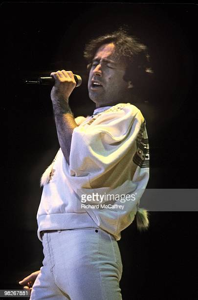 Paul Rodgers of Bad Company performs live at The Winterland Ballroom in 1978 in San Francisco California