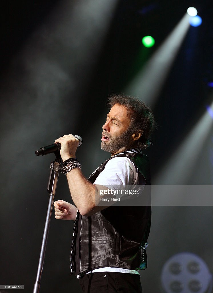 Paul Rodgers performs at BIC on April 24, 2011 in Bournemouth, England.
